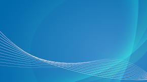 抽象的なイメージの背景素材(青)