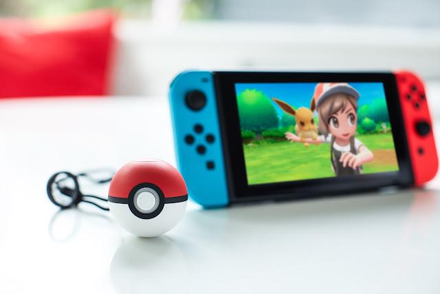 Pokemón Yellow Nintendo Switch