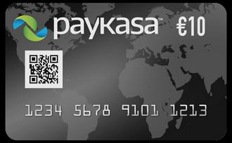 Paykasa cards