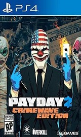 2f0544f9b791de6713facd8994498a03 - Payday 2 Crimewave Edition CUSA01770 PS4-GAMEBoX