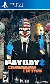 2f0544f9b791de6713facd8994498a03 - Payday 2 Crimewave Edition CUSA01770 PS4-GAMEBoX