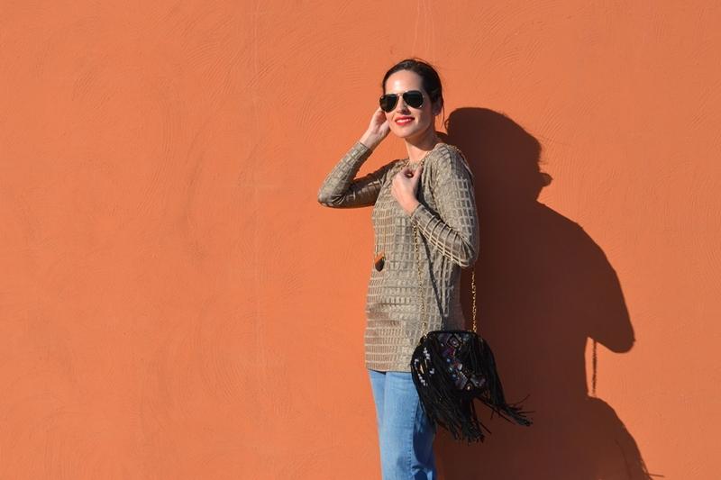 zara-gold-jersey-boho-outfit-street-style