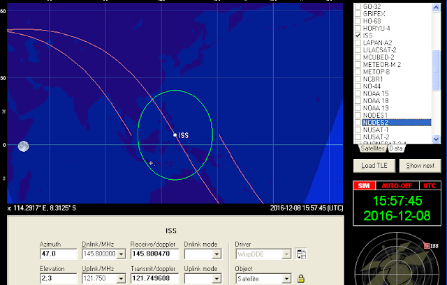 Orbitron Tracking Software