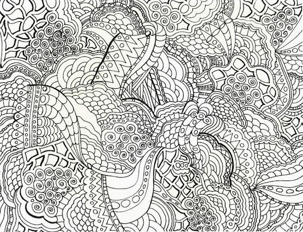 Plex Coloring Pages To Print For Adults  Printable Coloring