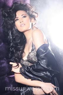 foto panas hot Maria Selena miss universe 2012