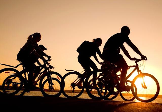 Berikut Manfaat Dari Berolahraga Sepeda