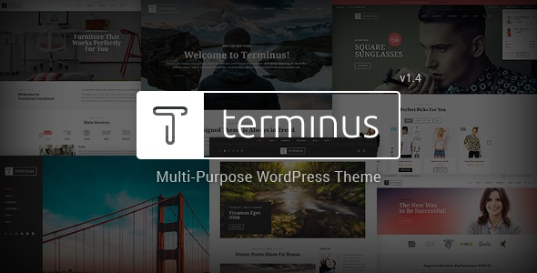 Free Responsive Multi-Purpose WordPress Theme