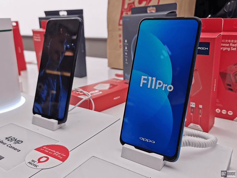 OPPO breaks first-day sales record with F11 Pro