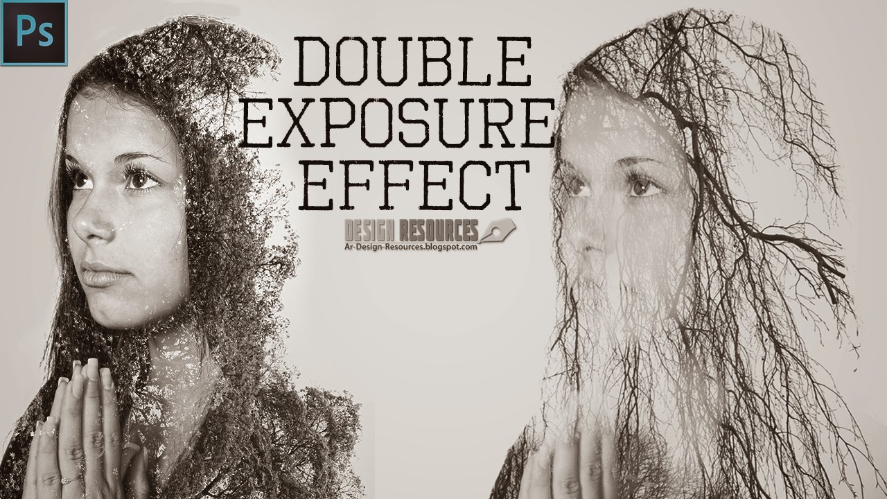 Double Exposure Effect — Photoshop Tutorial