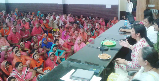 training-for-aganwadi-worker-palwal