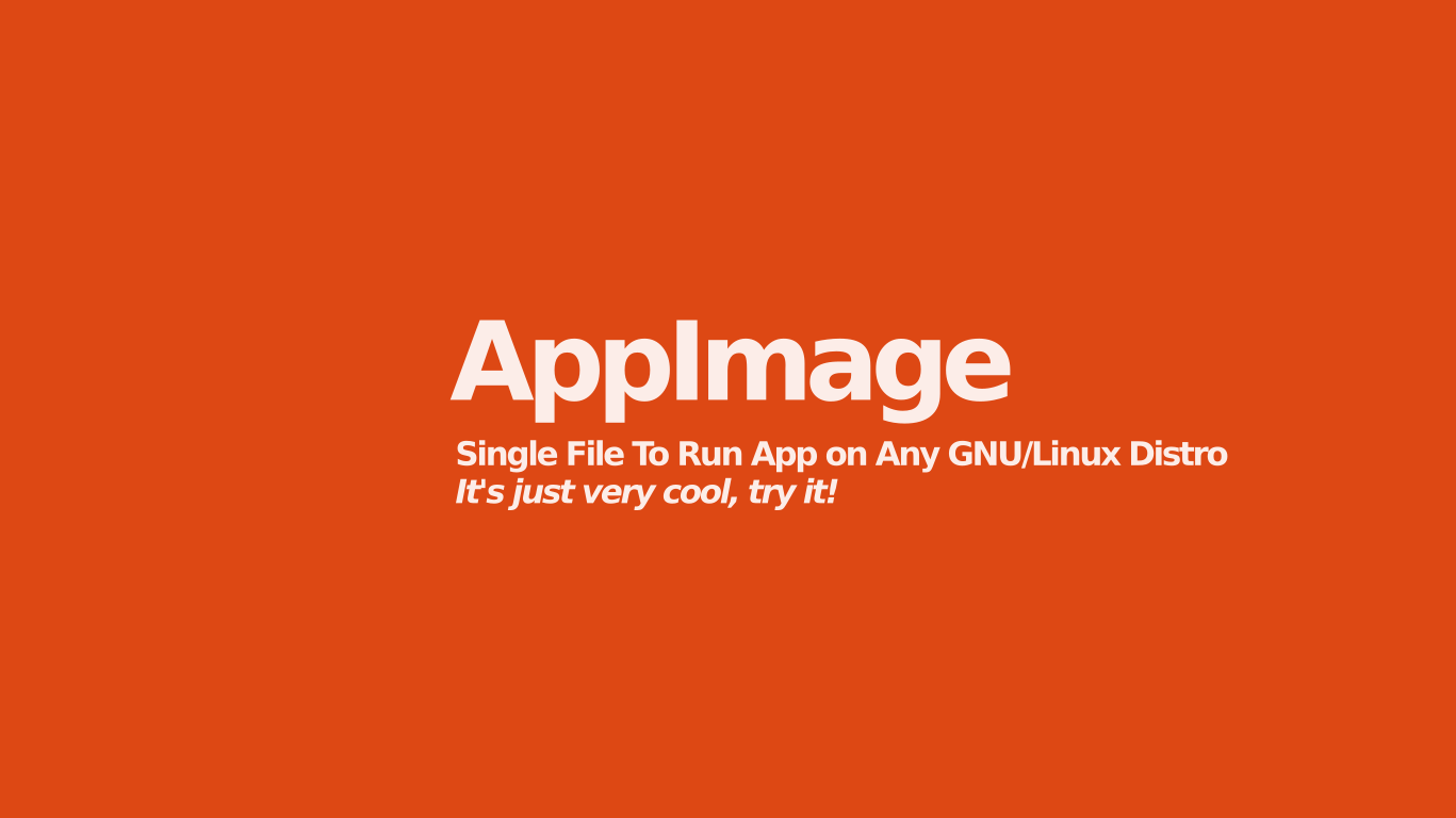 How To Run  appimage Package on Ubuntu
