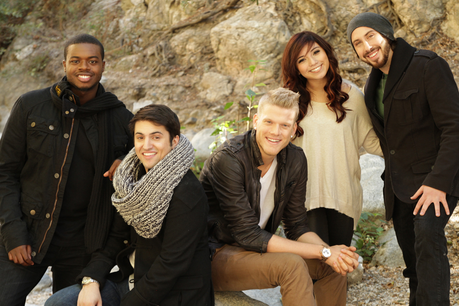 Pentatonix Christmas Youtube.Online Frontlines Youtube Stars Caught Red Bottomed