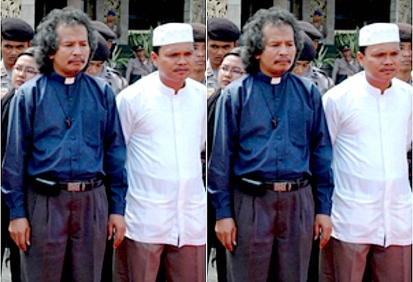 Duet Pastor-Ustaz Batak Ini Maju Pilkada Tapanuli Tengah 2017
