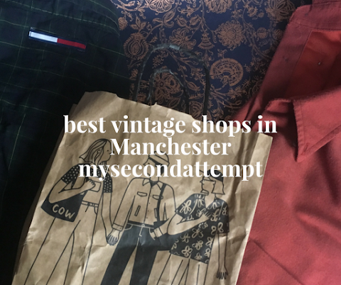 Vintage Shopping- Best Places in Manchester