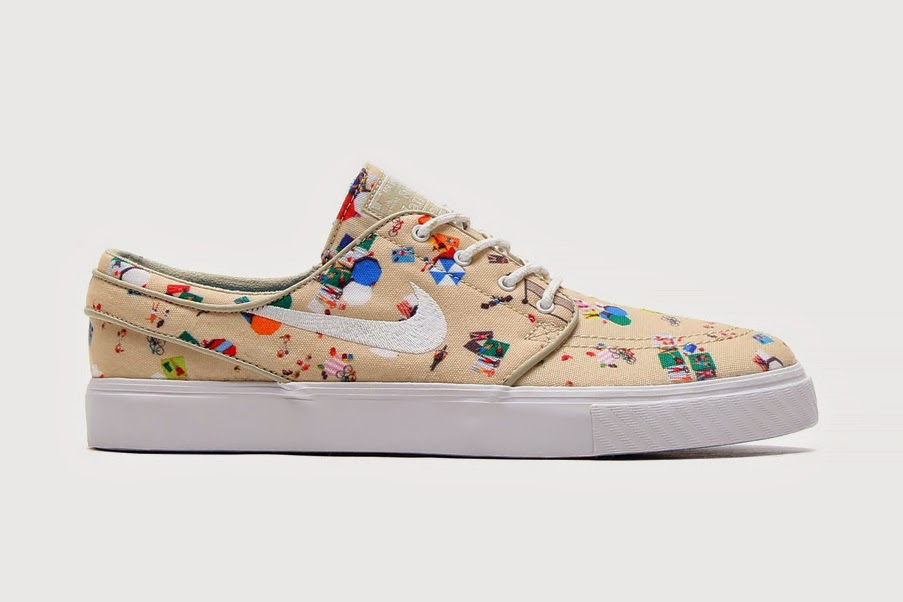 3542fe0422739 In line with both Stefan Janoski s lackadaisical style on skateboards and  the silhouette s own casual aesthetics
