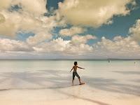 Empat Pantai Pasir Putih Menawan Di Kepulauan Kei Kecil Bikin Kamu Betah Liburan