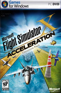 Microsoft Flight Simulator X: Acceleration Full Version Games Download PC