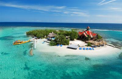 Bulan madu memerlukan sebuah daerah wisata yang indah 7 Tempat Wisata Pantai Paling Eksotis Di Dunia Untuk Bulan Madu