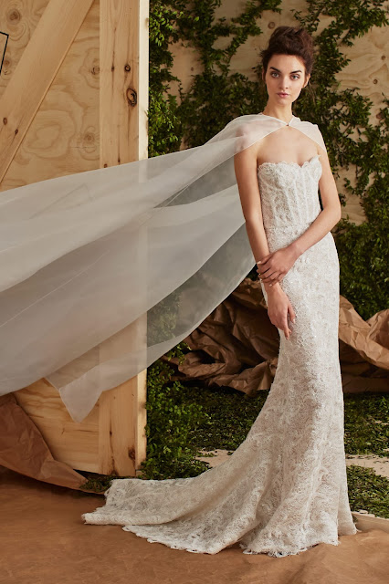 2017 Wedding Dress Carolina Herrera