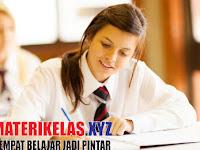 Materi Bahasa Indonesia Kelas 9 SMP Semester 1/2