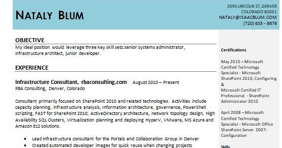 senior enterprise support sample resume format in word free download