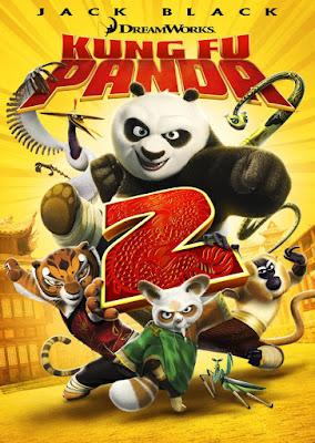 Kung Fu Panda 2 [2011] [DVD R1] [NTSC] [Latino]