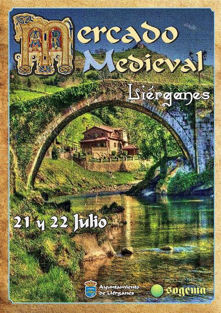 Mercado medieval de Liérganes 2018