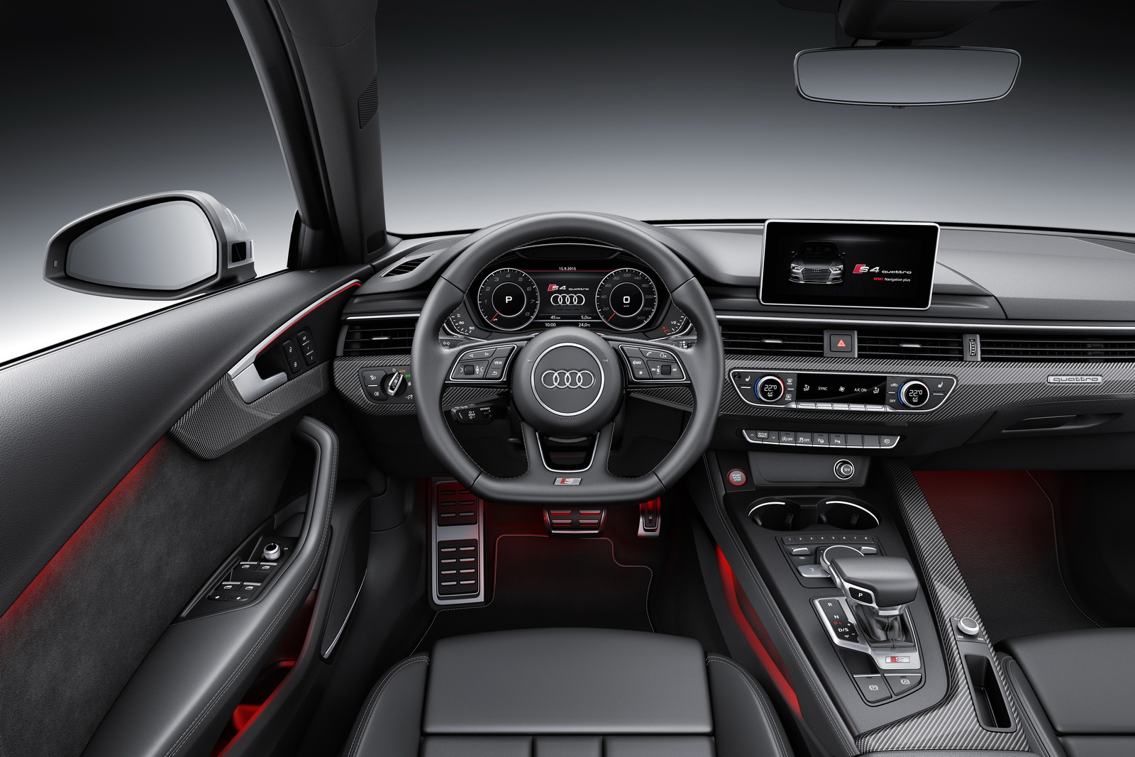 Audi Details Lighter New S4 & S4 Avant With 349HP, 0-62mph in 4.7sec [60 Pics] | Carscoops
