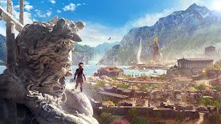 Assassin's Creed Odyssey Nintendo Wallpaper