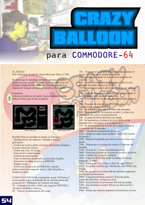 RetroWiki Magazine #10  Crazy Ballon de dancresp