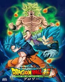 Baixar Dragon Ball Super – Broly Dual Áudio Torrent