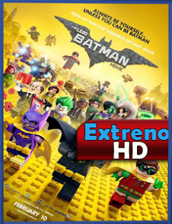 Lego Batman: La película (2017) | 3gp/Mp4/DVDRip Latino HD Mega