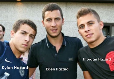 hazard and his brother
