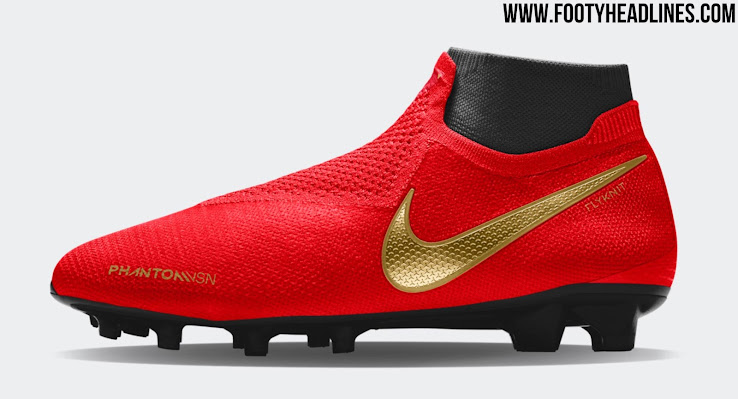 online retailer 622de dfdb0 Nike Launch Phantom Vision iD Football Boots - Footy Headlines