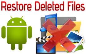 Cara mengembalikan file yang sudah di hapus pada hp android