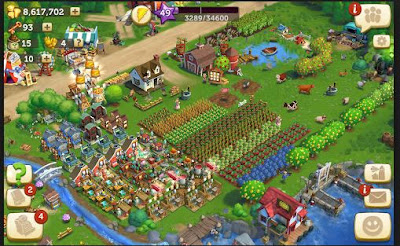 Download FarmVille 2: Country Escape (MOD, Unlimited Keys) free on android games