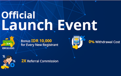 Event Official Launch Coinone