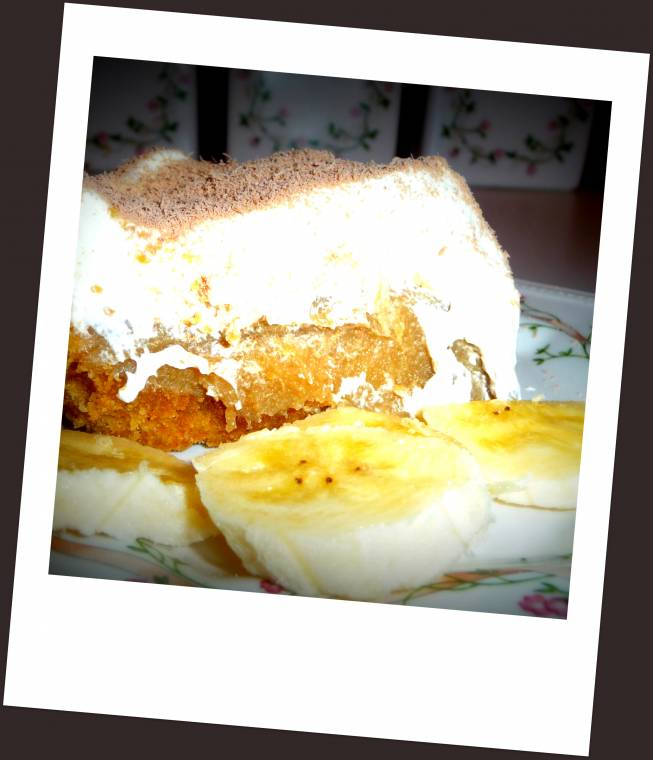 9/1 Creative Mondays Blog Hop Week 2: Banoffee Pie Recipe.