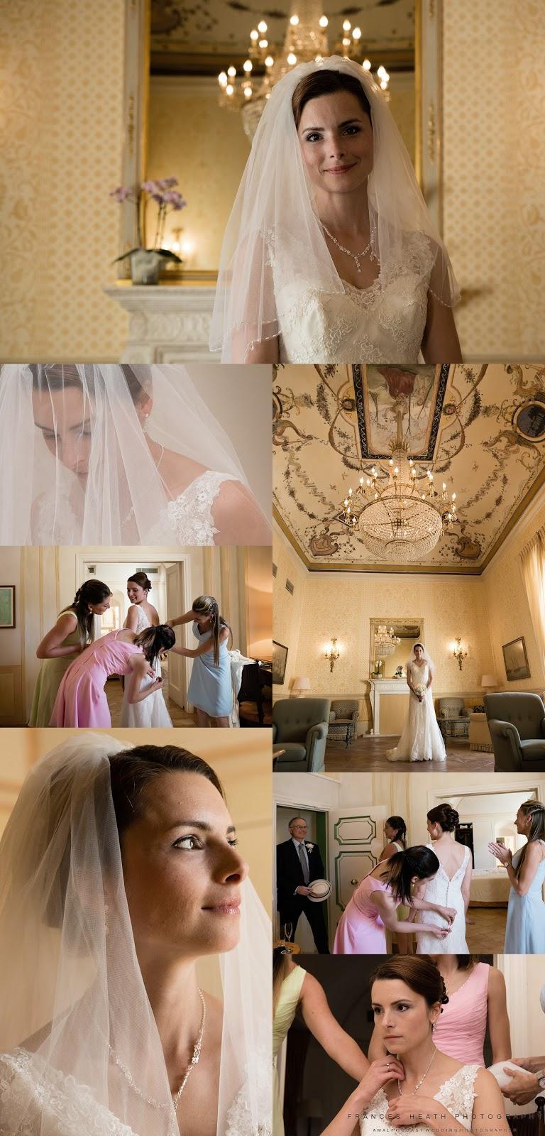 Bride Caruso Hotel