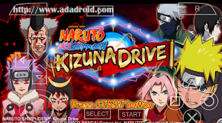 Naruto Shippuden Kizuna Drive (USA) CSO