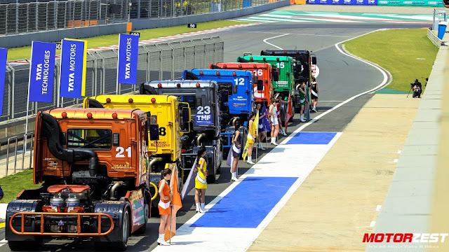 Tata Motors T1 Prima Truck Racing Championship Season 3