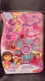 Dora magic charm bracelets
