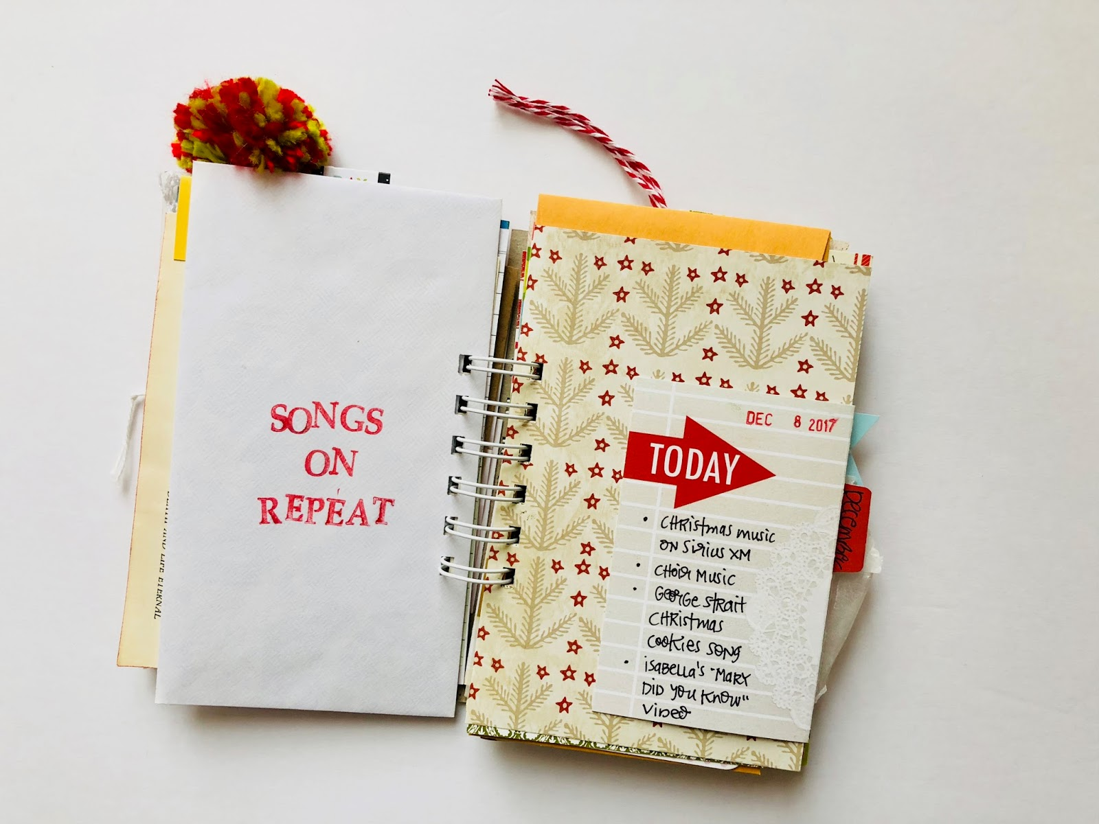 #songs #repeat #mixed #media #journal #lists #30lists