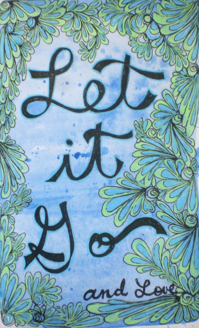 Inspirational Thursday-Let it go