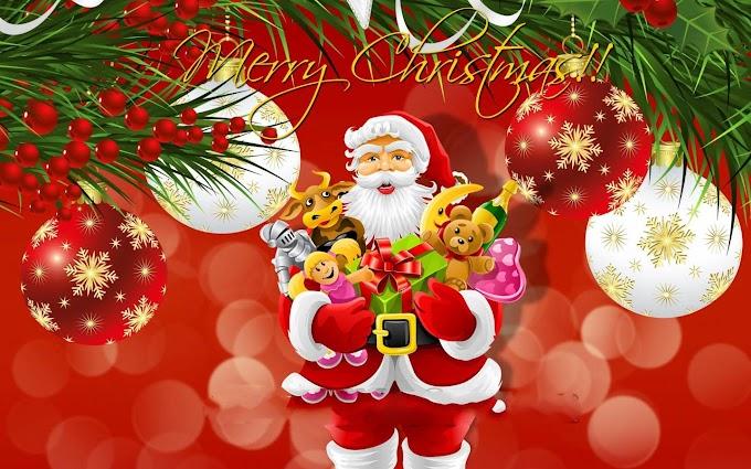 Merry Christmas dear LagbajaBLOG family