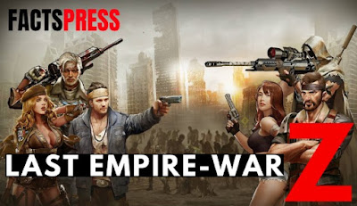 Last Empire – War Z Apk + Data for Android
