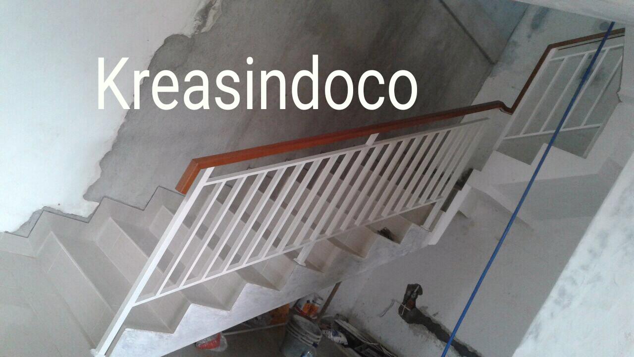 Daftar Harga Berbagai Macam Railing Tangga Dan Balkon
