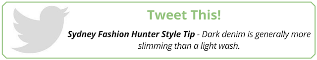 https://twitter.com/intent/tweet?text=@Syd_Fash_Hunter%20Style%20Tip%20-%20Dark%20denim%20is%20generally%20more%20slimming%20than%20a%20light%20wash%20http://bit.ly/1OHiobt