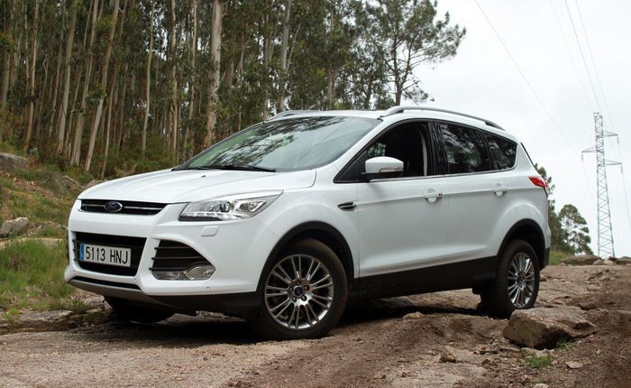 new ford kuga titanium 2 0 tdci 140hp 4wd all about cars. Black Bedroom Furniture Sets. Home Design Ideas