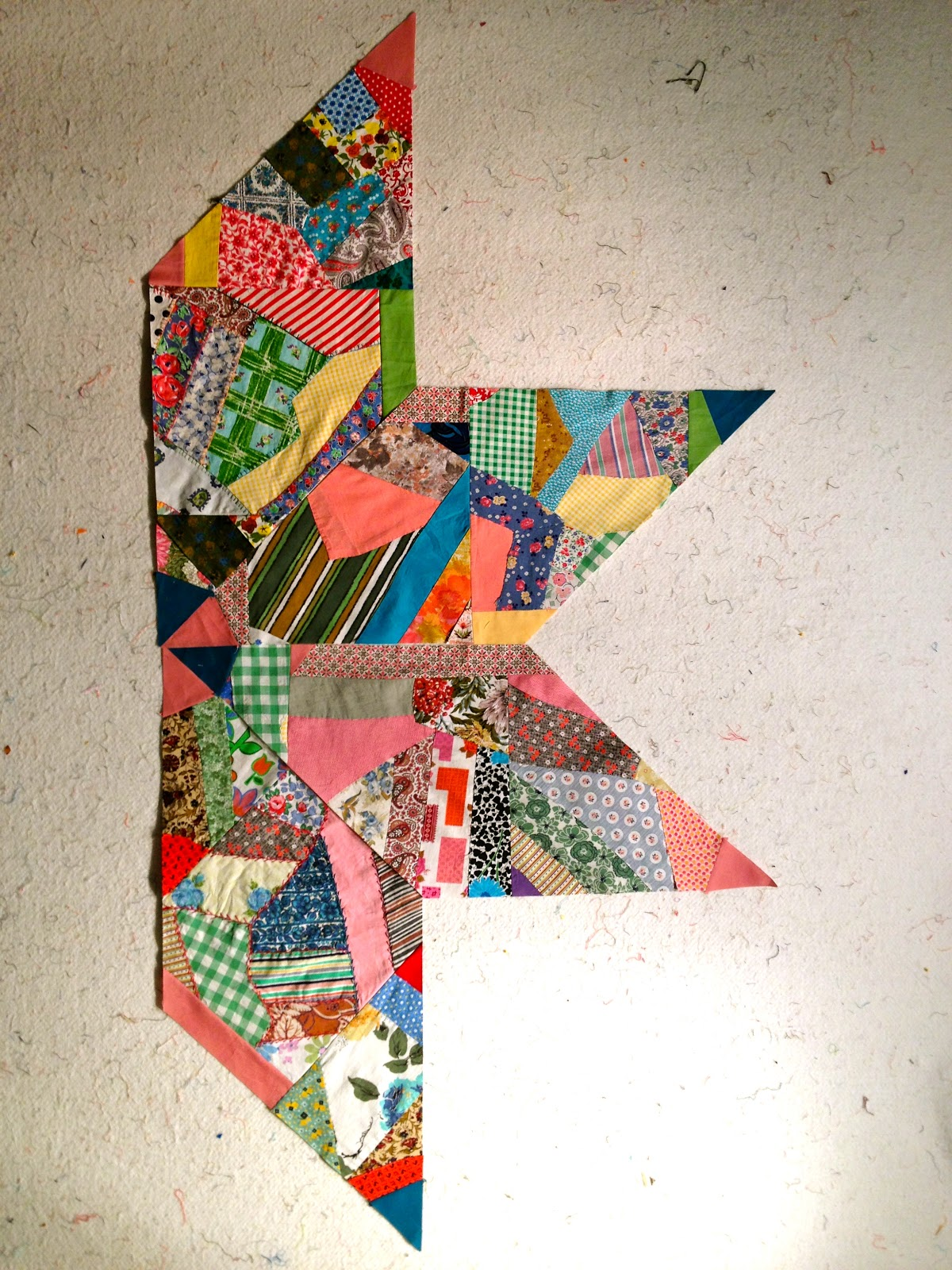 Nifty Quilts New York State Of Mind